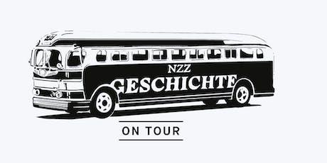 """Stadtrundgang """"Die Geschichte des Geldes in Zürich"""" Tickets"""