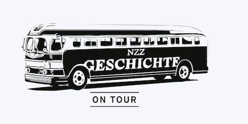 """Stadtrundgang """"Die Geschichte des Geldes in Zürich"""""""
