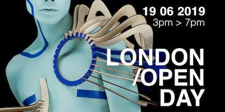 Istituto Marangoni London Open Day - School of Fashion & Design tickets