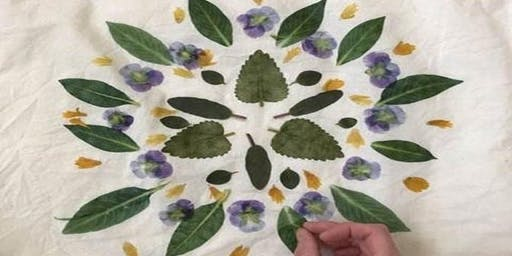 Botanical Print Fabric Workshop (Savick)
