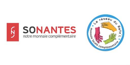 Rencontre Projet de Convergence Réseau Retz'l et SoNantes mercredi 26 juin 2019