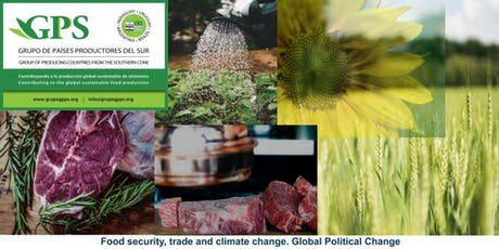 Food Security, Trade and Climate Change. Global Political Change tickets
