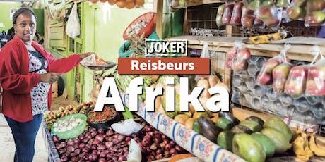 Reisbeurs Afrika tickets
