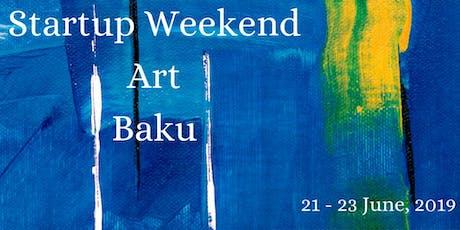 Startup Weekend Art Baku tickets