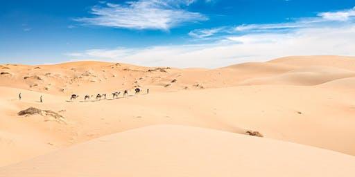 Camp de base Lyon - Mauritanie