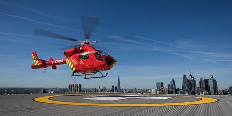 30 years of London's Air Ambulance: Saving the capital's critically injured  tickets