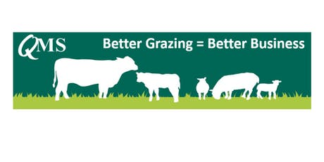 QMS Better Grazing Inverurie - Multi Species Swards for Grazing tickets