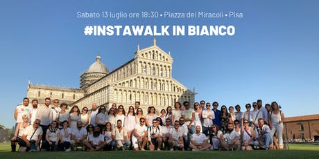 Instawalk in Bianco in Piazza dei Miracoli tickets
