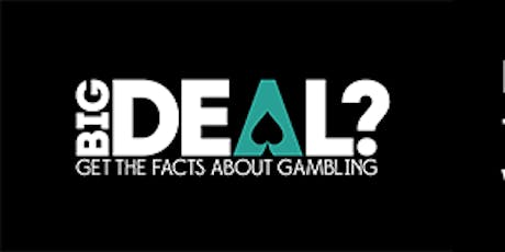 Young People and Problem Gambling - GamCare Training - August 2019 tickets