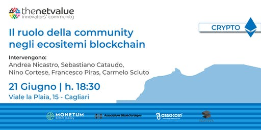 Il ruolo della Community negli ecosistemi blockchain