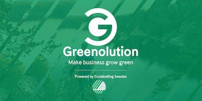 Greenolution - Make business grow green