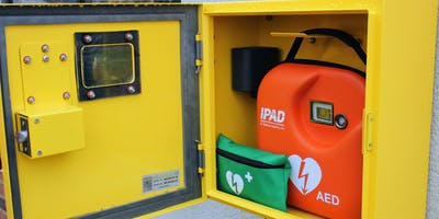 Defibrillator Training Sessions