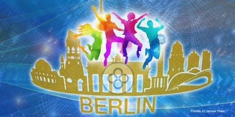 FLOW-IN-BERLIN Seminar: QUANTENSPRUNG Tickets