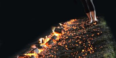 Sands Lothians' FireWalk