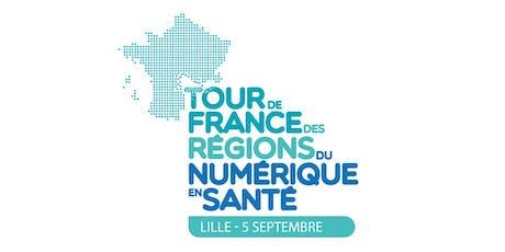Tour de France du Numérique en Santé // Hauts-de-France billets