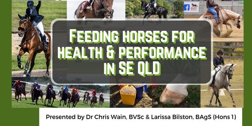 Equine Nutrition Seminar,  Beaudesert QLD