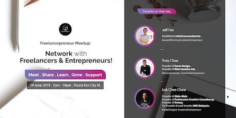 Freelancepreneur : Freelancer meetup (FREE EVENT) tickets