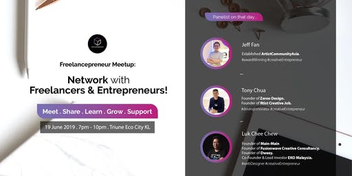 Freelancepreneur : Freelancer meetup (FREE EVENT)