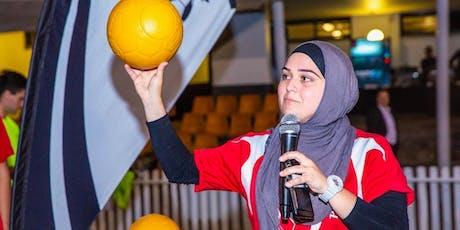 Sport to Empower Girls: Jordan Case Study tickets