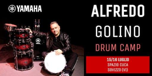 Alfredo Golino Drum Camp