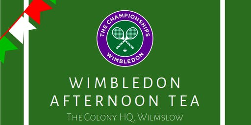 Wimbledon Ladies Final, Afternoon Tea & Bottomless Pimms & Prosecco