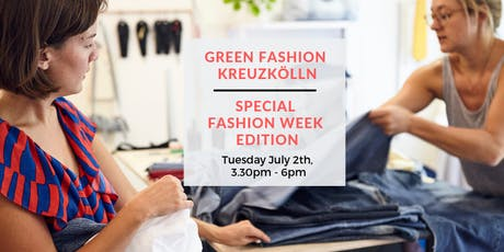 Green Fashion Tour Kreuzkölln - Special Fashion Week Edition Tour I Tickets