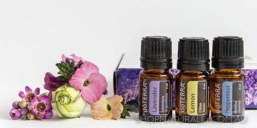 Experience doTERRA Essential Oils