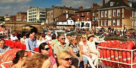 York City Cruise tickets