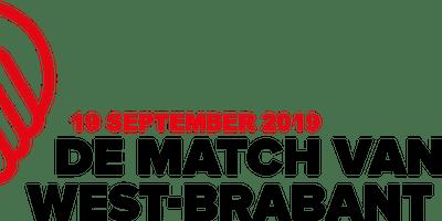 Match van West-Brabant - Banenbeurs XL