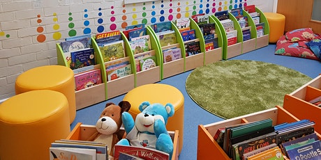 Tewkesbury Library Rhyme Time tickets