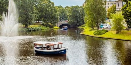 Canal Cruise Riga tickets