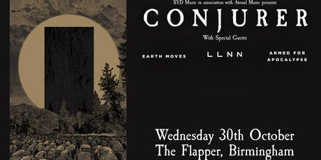 Conjurer tickets