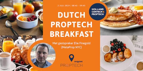 Dutch PropTech Breakfast tickets