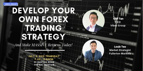 FREE Forex Training Course – Develop Your Own Forex Trading Strategy tickets