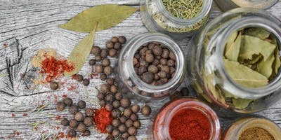 Well-being & Communication Workshops Adobe Switzerland. Herbal Remedies (The power of plants)