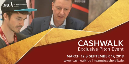 CASHWALK for Investors - September 2019