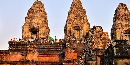Angkor Wat: Sunrise Guided Tour