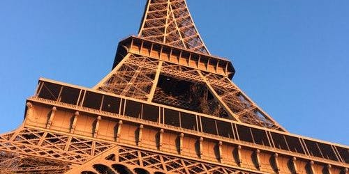 Eiffel Tower: Climbing Experience