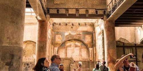 Herculaneum: Skip The Line + English Guided Tour