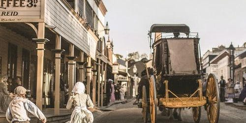 Sovereign Hill: 2 Days for 1