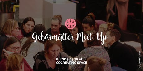 Gebärmütter Meet-up im CoCreating Space Tickets
