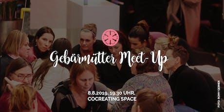 Gebärmütter Meet-up im CoCreating Space Tickets
