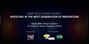 Deep Tech x Deep Talent: Investing in the Next...