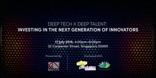 Deep Tech x Deep Talent: Investing in the Next Generation of Innovators