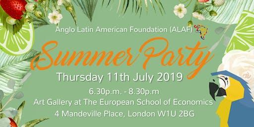 ALAF Summer Party 2019