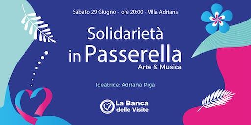 Solidarietà in passerella - Arte & Musica