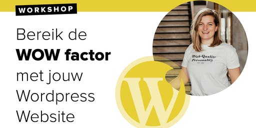 Workshop: Boost your WordPress 19 November