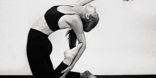 International Yoga Day with Anna Hultman