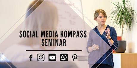 Social Media Kompass – Social Media für Unternehmen Tickets