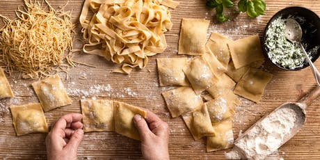 Make Your Own Pasta tickets